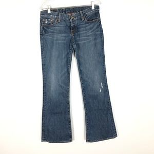 Lucky Brand Sweet Dream Flare Jeans  Size: 6 / 28